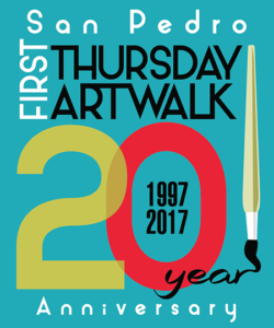 First Thursday Artwalk 20 year Anniversary 1997 2017